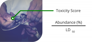 toxicity-score